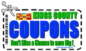 kings county coupon